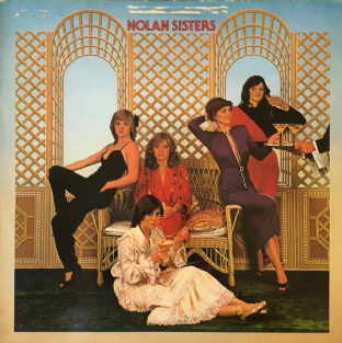 Nolan Sisters (‎The) - The Nolan Sisters (LP) (VG/G)
